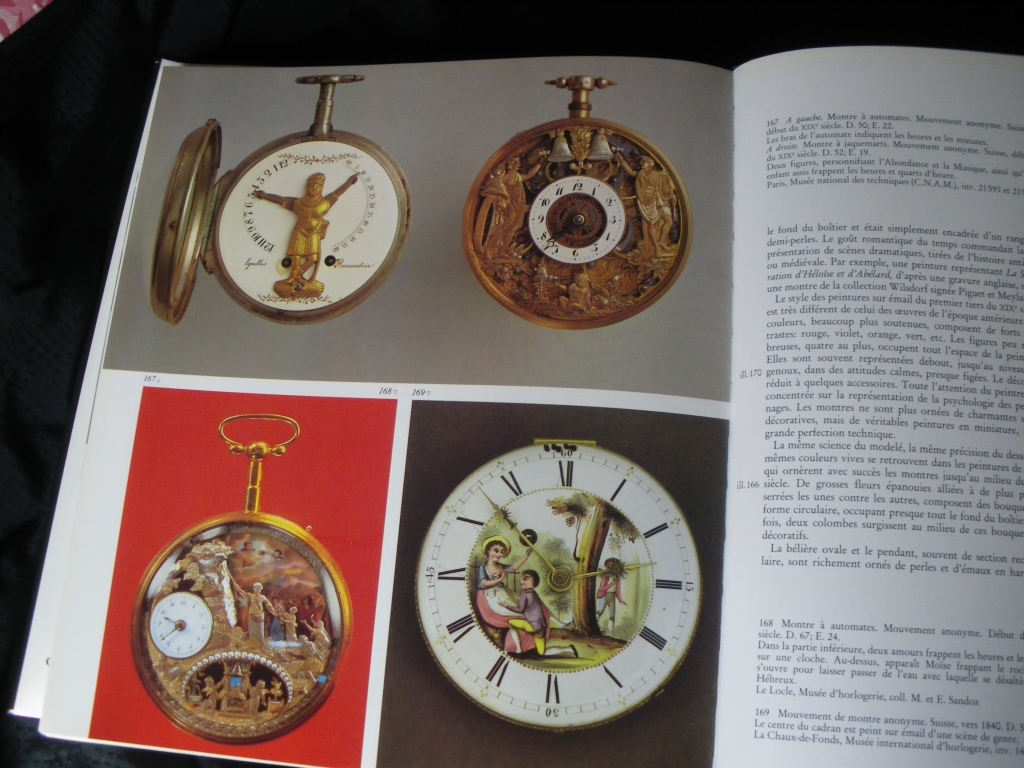 """[Livre] """"La montre des origines au XIXe siècle"""" 1005290519071080536125338"""