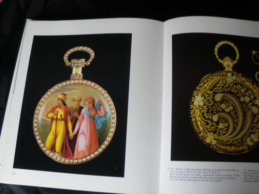 """[Livre] """"La montre des origines au XIXe siècle"""" 1005290519351080536125339"""