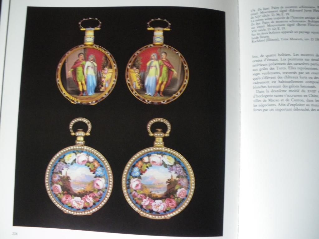 """[Livre] """"La montre des origines au XIXe siècle"""" 1005290520551080536125346"""