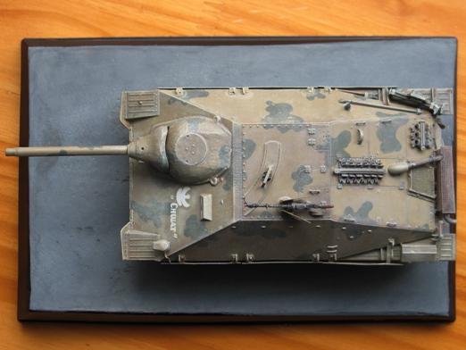 Hetzer(early) armée polonaise Dragon 1/35 100529114706667016122965
