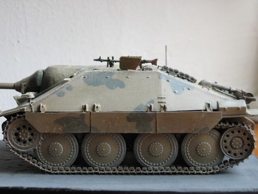 Hetzer(early) armée polonaise Dragon 1/35 100529114718667016122966