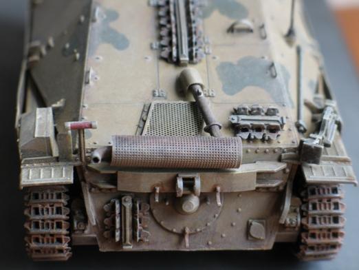 Hetzer(early) armée polonaise Dragon 1/35 100529114739667016122969
