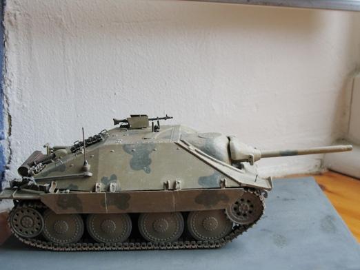 Hetzer(early) armée polonaise Dragon 1/35 100529114750667016122990