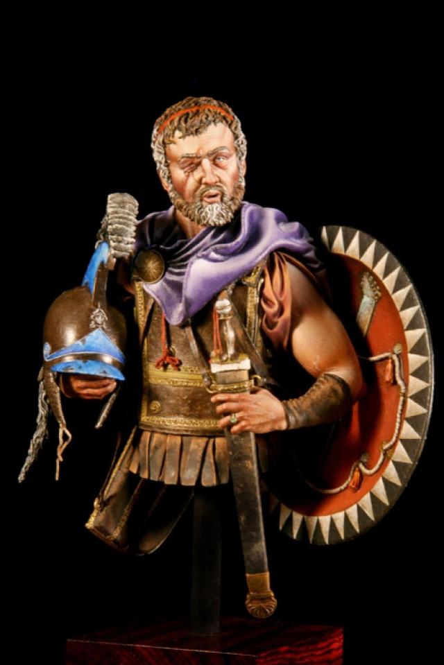 Philippe II de Macédoine d'Alexandros models 100531105433794956137067