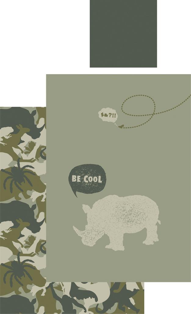 Parure housse de couette lit camouflage animaux ebay - Parure de lit housse de couette ...