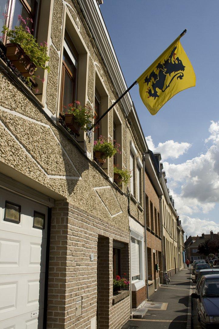 De Vlaamse vlag op onze huizen hangen 100603060602970736158714