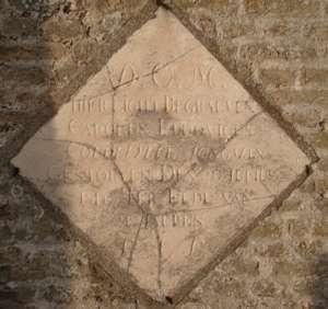 Frans-Vlaamse en oude Standaardnederlandse teksten en inscripties - Pagina 4 100605030812970736169071