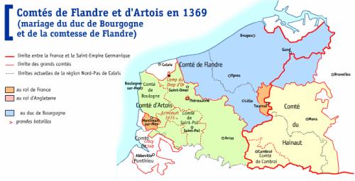 Oude kaarten, gravures en tekeningen van Frans-Vlaanderen 100605112455970736168194