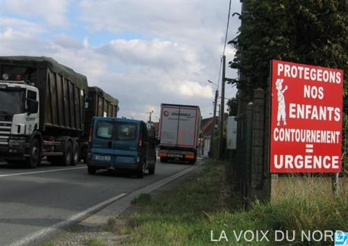 De as Rijsel-Boulogne via het Audomaarse groeit beetje bij beetje 100607102306970736185395