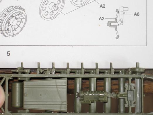 sdkfz 11/4 AFVclub+nebelwerfer 1/35 100613044115667016219005
