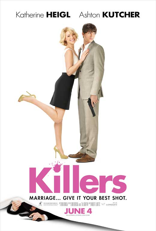 Pan i Pani Kiler / Killers (2010) BDRip XviD-Larceny