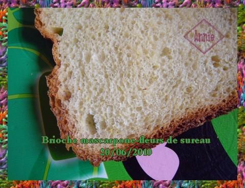 BRIOCHE - Brioche au mascarpone 100620073213683836264930