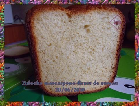 BRIOCHE - Brioche au mascarpone 100620073213683836264931