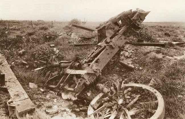 reportage sur les cites de la 1ere guerre Iepre Sailant 1006210728571050246267861