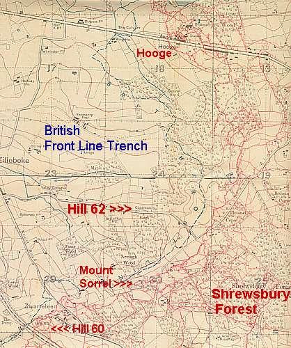 reportage sur les cites de la 1ere guerre Iepre Sailant 1006210739301050246267927