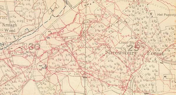 reportage sur les cites de la 1ere guerre Iepre Sailant 1006210739301050246267928