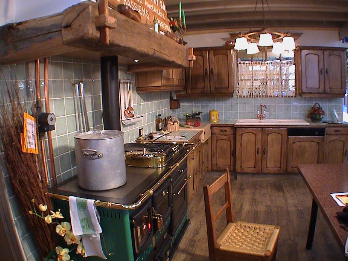 Decoracion De Cocinas Rusticas De Campo. A Private Residence By ...