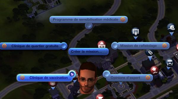 Carrière/profession médicale Sims 3 Ambitions 100624040036739686289429