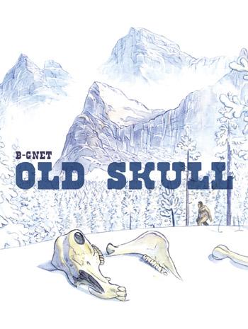 Old Skull de B-Gnet 100630084029735216325653