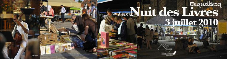 """""""Nacht van het Boek"""" in Ekelsbeke 100702034111970736335543"""