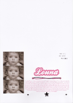 Scrap : Pages - louna