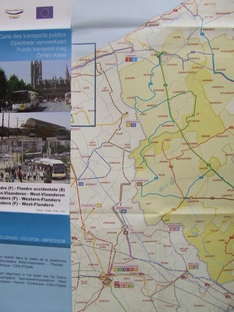 Het grensoverschrijdende OV tussen Frans en West-Vlaanderen - Den draed 100703103101970736339392