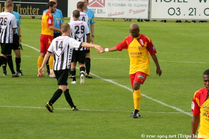 R.C.Lens - R.Charleroi.S.C. [Photos] 1-2 (Touquet) 1007040108351004296344351