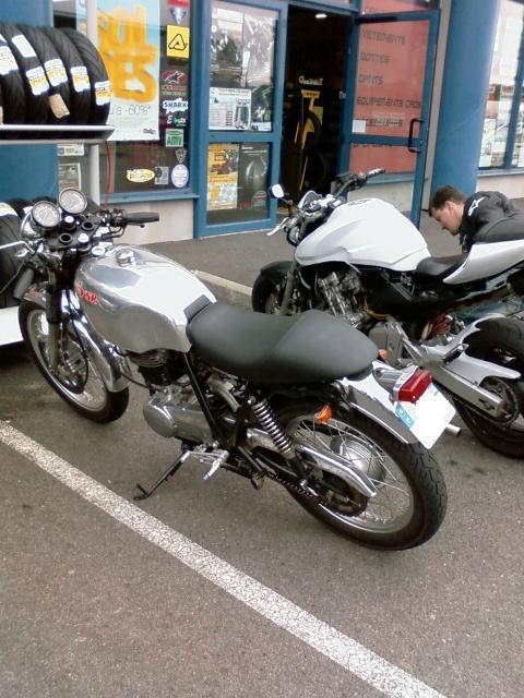 500 SR Café Racer 100705090017671076353596