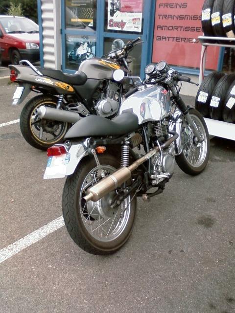 500 SR Café Racer 100705090039671076353600