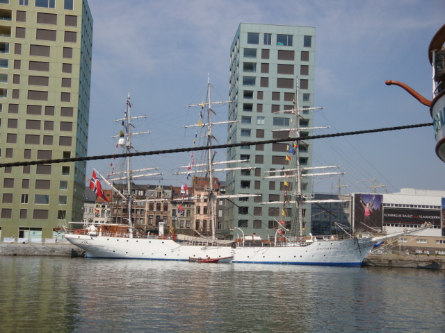 TALL SHIP RACE Anvers2010 & Cutty Sark race 1990(Zeebruges) 100711024347895286383781