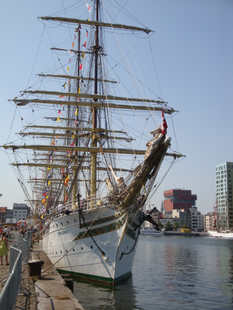 TALL SHIP RACE Anvers2010 & Cutty Sark race 1990(Zeebruges) 100711024347895286383782