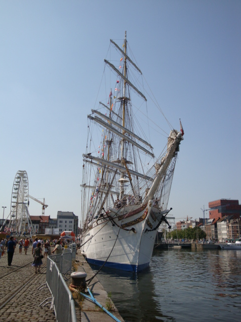 TALL SHIP RACE Anvers2010 & Cutty Sark race 1990(Zeebruges) 100711024347895286383783