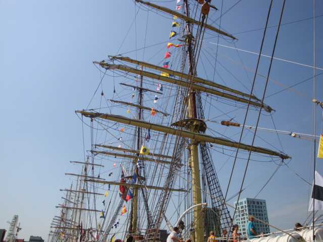 TALL SHIP RACE Anvers2010 & Cutty Sark race 1990(Zeebruges) 100711024348895286383784