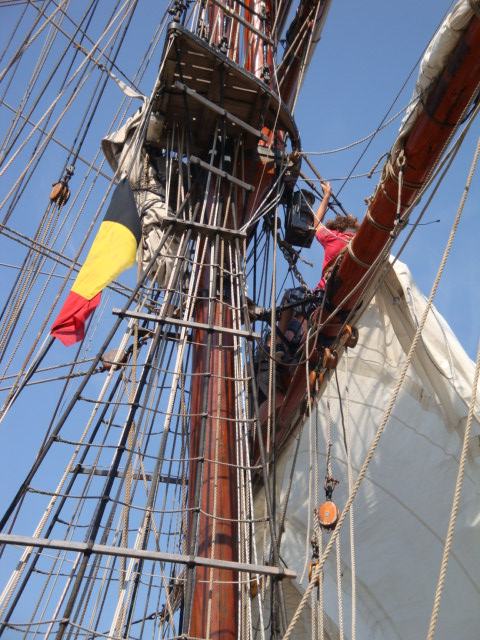 TALL SHIP RACE Anvers2010 & Cutty Sark race 1990(Zeebruges) 100711024349895286383785
