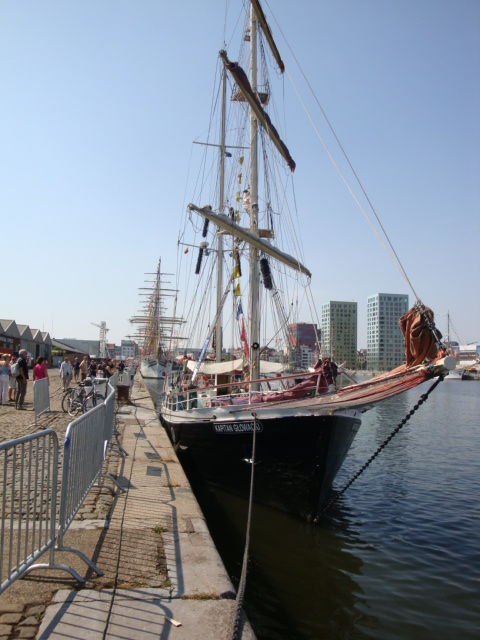 TALL SHIP RACE Anvers2010 & Cutty Sark race 1990(Zeebruges) 100711024349895286383786
