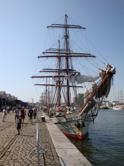 TALL SHIP RACE Anvers2010 & Cutty Sark race 1990(Zeebruges) 100711024349895286383789