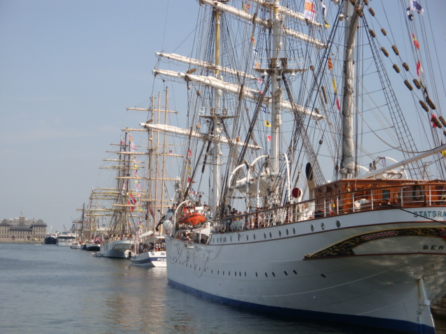 TALL SHIP RACE Anvers2010 & Cutty Sark race 1990(Zeebruges) 100711024655895286383834