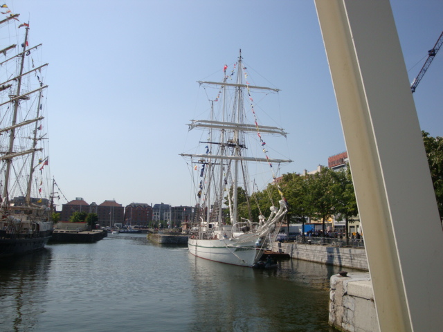 TALL SHIP RACE Anvers2010 & Cutty Sark race 1990(Zeebruges) 100711024655895286383836