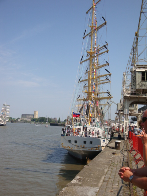 TALL SHIP RACE Anvers2010 & Cutty Sark race 1990(Zeebruges) 100711024655895286383841
