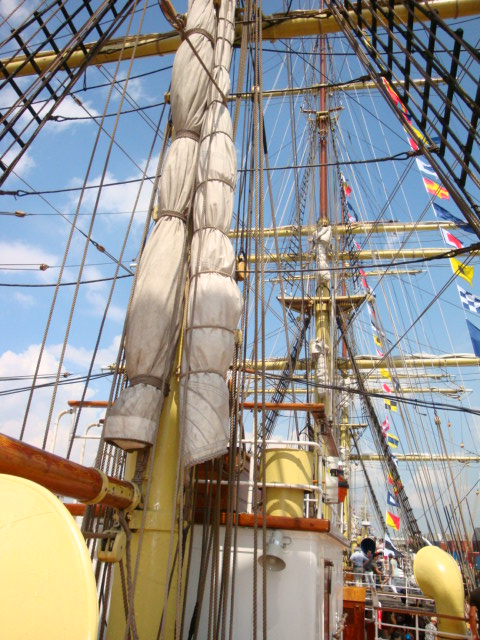 TALL SHIP RACE Anvers2010 & Cutty Sark race 1990(Zeebruges) 100711024936895286383862