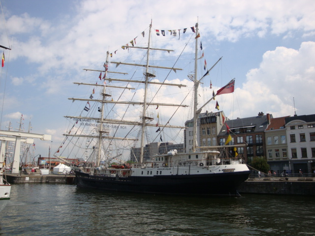 TALL SHIP RACE Anvers2010 & Cutty Sark race 1990(Zeebruges) 100711024938895286383872