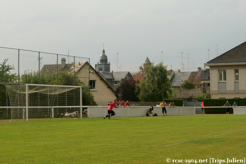 C.S.Sedan.A. - R.Charleroi.S.C. [Photos] 1-1 Carignan 1007111237361004306383001