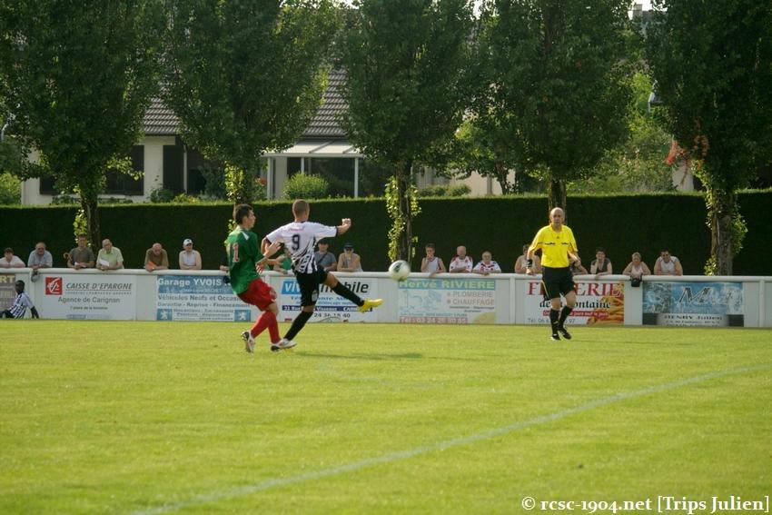 C.S.Sedan.A. - R.Charleroi.S.C. [Photos] 1-1 Carignan 1007111244281004306383042