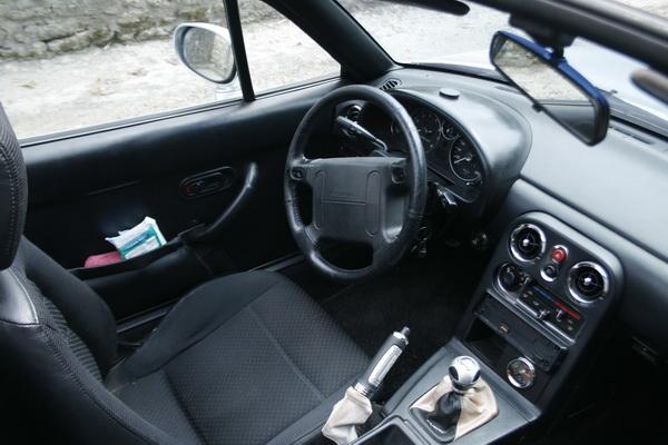 MX5 mienne - 30 interieur gauche