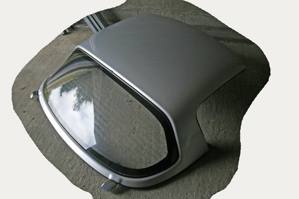 MX5 mienne - 61 hard-top droit