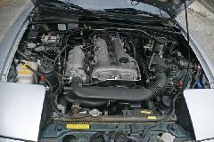 MX5 mienne - 41 moteur face