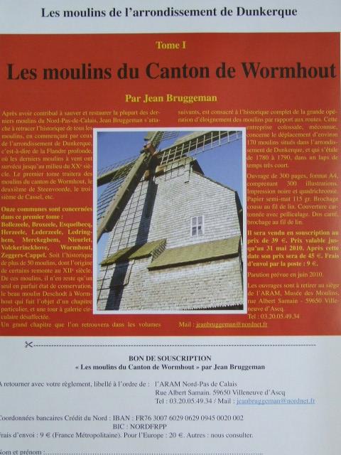 De molens van Frans-Vlaanderen 100717032110970736417213