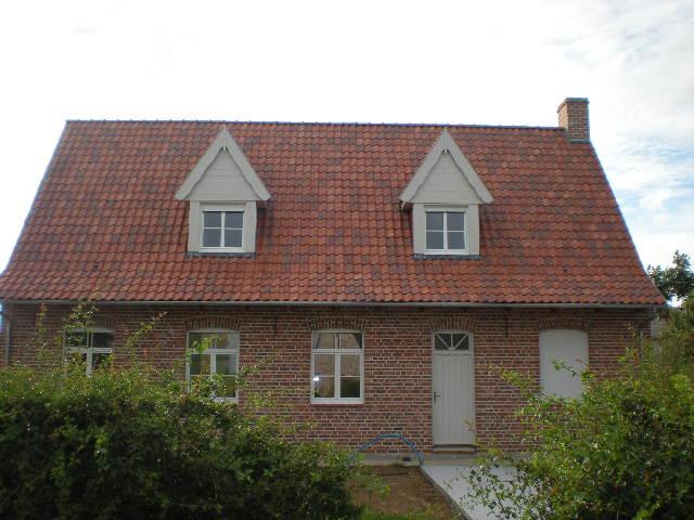 Nieuwe traditionele huizen in Frans-Vlaanderen 100717102106970736419865