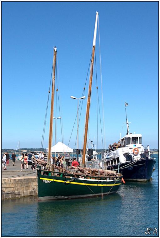[Activité hors Marine des ports] LE CROISIC Port, Traict, Côte Sauvage... - Page 2 100722123714743896441593