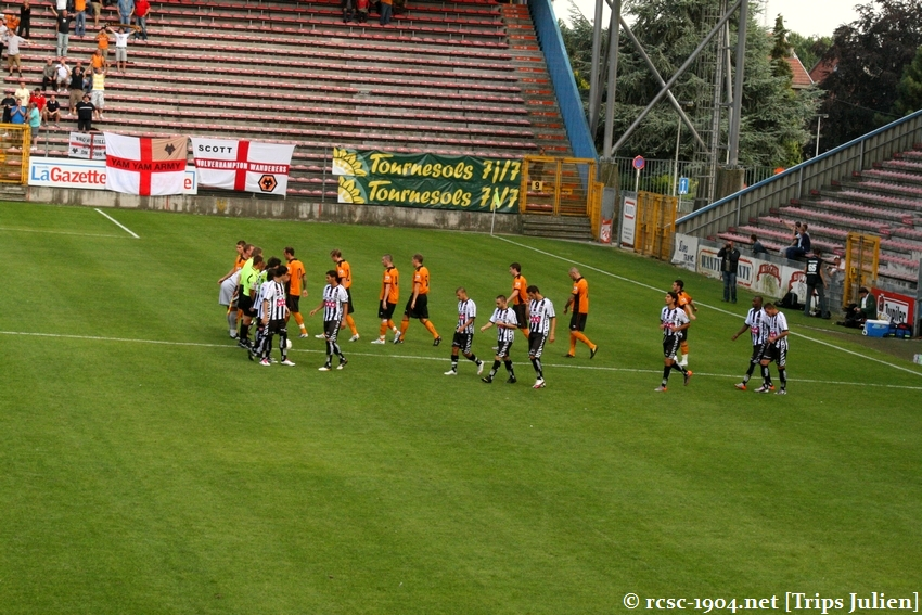 R.Charleroi.S.C. - W.Wolverhampton.F.C. [Photos] 1-2 1007251229101004306457925